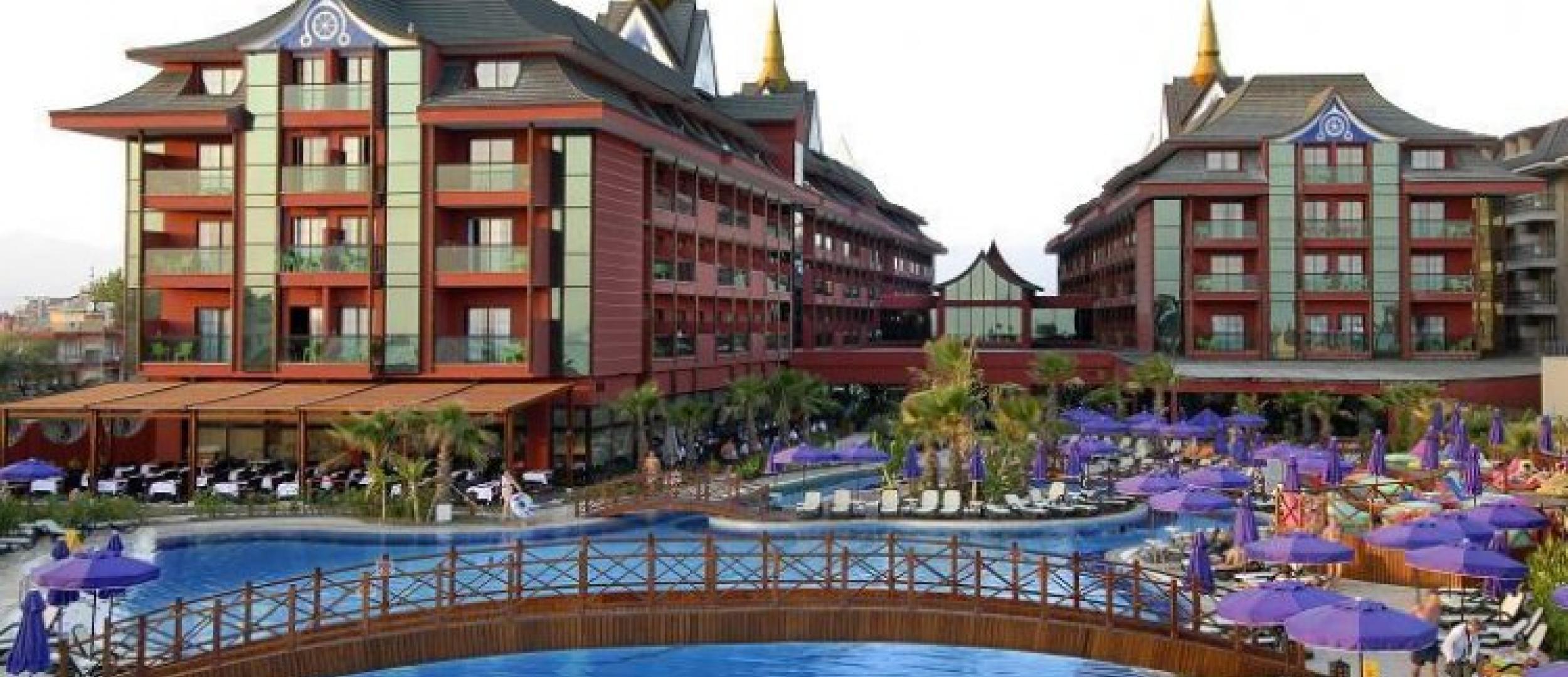 Image result for siam elegance hotels & spa (5*) belek